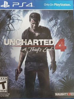 Uncharted 4 Ps4 for Sale in Cleveland,  OH