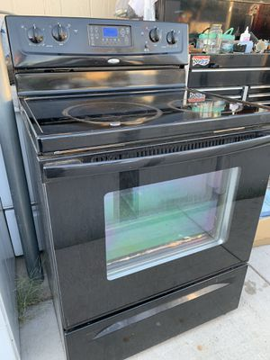 Whirlpool electric stove @delivery available for Sale in Phoenix, AZ