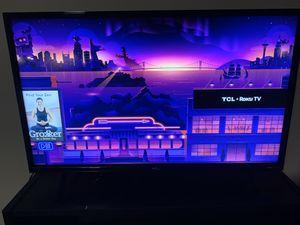 """TCL Roku 32"""" Smart tv for Sale in Atlanta, GA"""