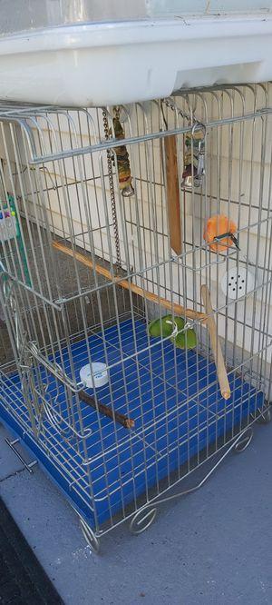 Big bird cage for Sale in Hayward, CA