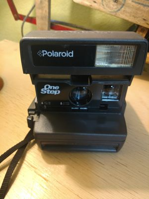 Polaroid One Step Instant Flash (discontinued) for Sale in Tacoma, WA