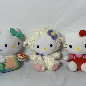 Hello Kitty Beanie Babies for Sale in Pflugerville, TX
