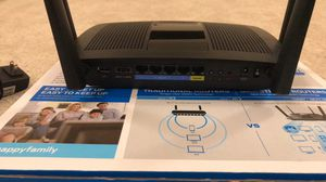 Linksys EA 8500 dual band Wi-Fi router for Sale in Cypress, TX