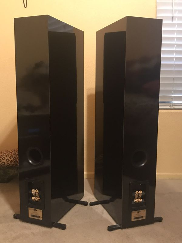 NHT (NOW HEAR THIS) 2.5i SPEAKERS IN PIANO BLACK EXCELLENT CONDITION
