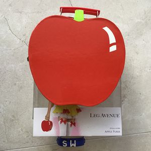 Apple Purse for Snow White or School Girl Costume for Sale in Miami, FL