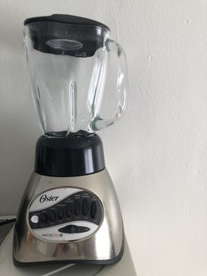 Oster Blender (Never Used) for Sale in Pittsburgh, PA