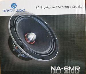 """Nemesis Audio 8"""" Pro Audio / Midrange Speaker for Sale in Dallas, TX"""