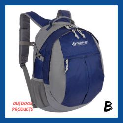 NWT Outdoor Products Traverse Backpack B for Sale in West Des Moines,  IA