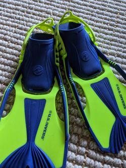 Scuba Diving Fins For Kids for Sale in Woodside,  CA
