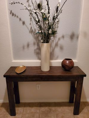 Entry Way Console Table 76120 for Sale in Fort Worth, TX