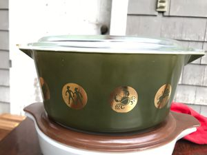 Zodiac Pyrex Dutch oven for Sale in Chesapeake, VA