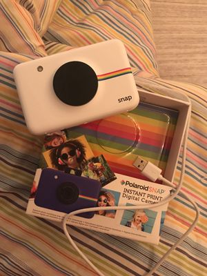 Poloroid SNAP Instant Digital Camera for Sale in Columbus, OH