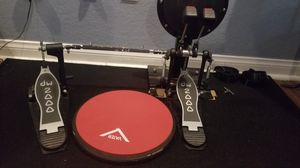 DW double bass pedals for Sale for sale  West Covina, CA