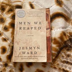 Men We Reaped By Jesmyn Ward for Sale in Chino Hills,  CA