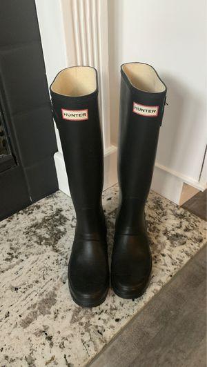 Hunter rain Boots. for Sale in Seattle, WA