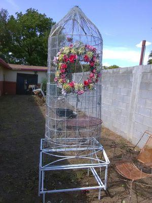 Parot bird cage for Sale in Laredo, TX