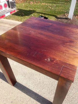 Solid standing coffee table for Sale in HOFFMAN EST, IL