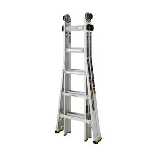 Gorilla Ladders 22 ft. Reach MPX Aluminum Multi-Position Ladder with 375 lb. Load Capacity Type IAA Duty Rating for Sale in Salt Lake City, UT