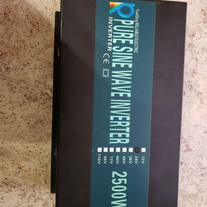 Reliable Electric Pure Sine Wave Inverter for Sale in Columbia, SC