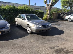 2009 Hyundai Azera limited edition for Sale in Margate, FL