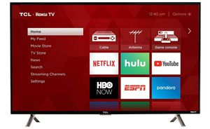 """32"""" roku smart tv for Sale in Midland, TX"""