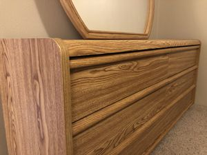 Bedroom Set (Dresser and two end tables) - No bed for Sale in Portland, OR