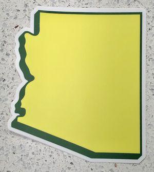 State of Arizona 'Masters' Golf Car Sticker for Sale in Mesa, AZ