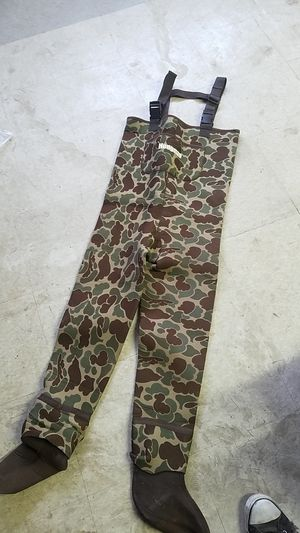 Hodgman fishing waders size medium excellent condition for Sale in Tracy, CA