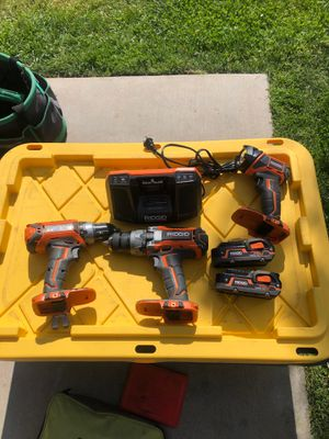 Ridgid drills for Sale in Madera, CA