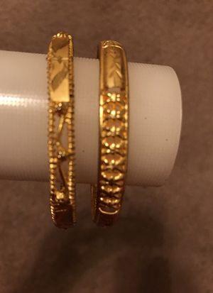 Golden bracelet for Sale in Los Angeles, CA