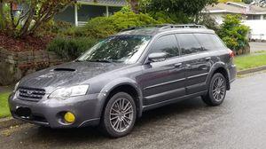 07 Subaru outback xt limited turbo for Sale in Renton, WA