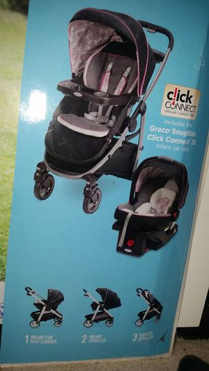 Graco stroller and infant car seat for Sale in Sandy Springs, GA
