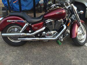Motorcycle 1100 07 Honda Shadow for Sale in San Antonio, TX