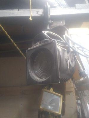 Electro Controls Inc. Stage lamp/spotlight for Sale in Peshastin, WA