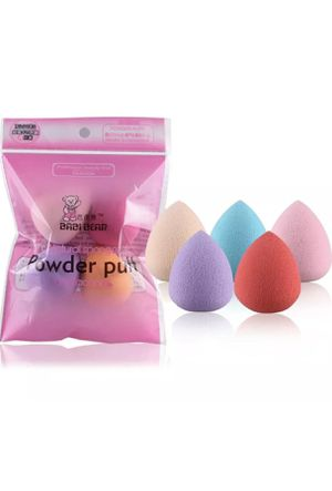 5pcs Beauty Foundation Blending Blender Flawless Buffer Makeup Sponge Puff for Sale in Round Rock, TX