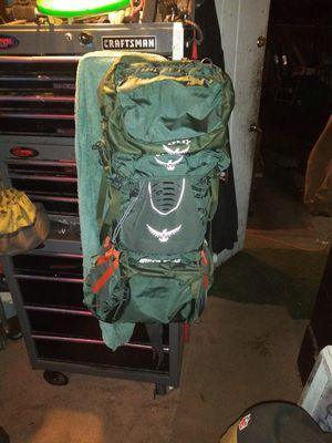 Osprey backpack for Sale in Hayward, CA