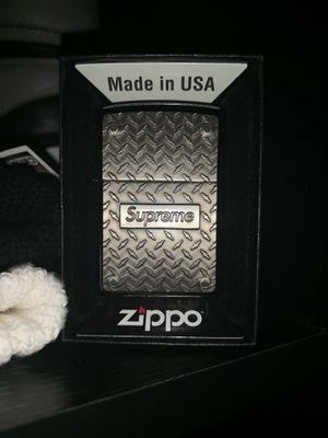 Supreme zippo for Sale in South Gate, CA