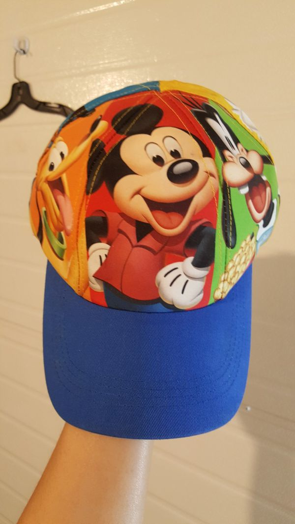 Mickey Mouse Disney License hat