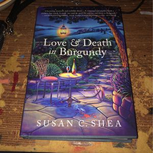 Susan C. Shea Love and death in Burgundy for Sale in Oklahoma City, OK