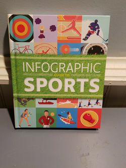 Infographic Guide To Sports Book for Sale in Jacksonville,  IL