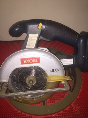 Ryobi saw for Sale in Santa Maria, CA