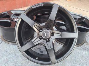 "19"" Mercedes SL550 SL400 Wheels Rims Rines for Sale in Huntington Beach, CA"