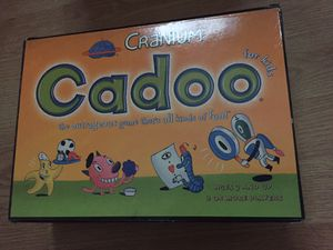 Cadoo board game for Sale in Lakewood Township, NJ