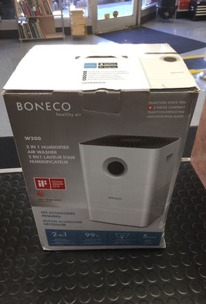 Boneco w200 humidifier/air purifier for Sale in Portland, OR