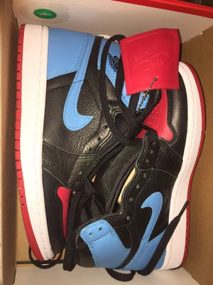 Air Jordan Unc to chi retro 1s size 6 for Sale in St. Petersburg, FL