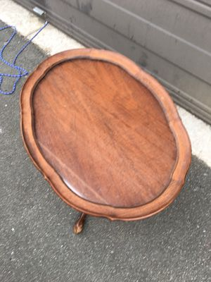 Antique Grand Rapids furniture accent /server mahogany..I can ship! for Sale in Durham, NC