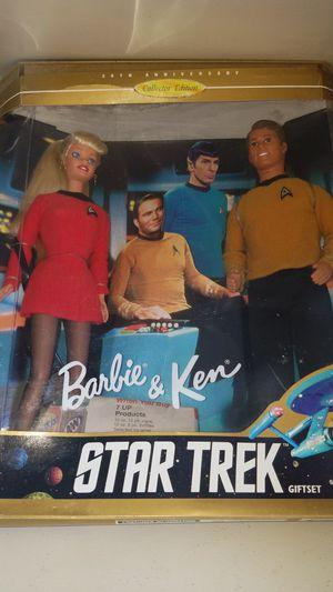 star trek dolls for Sale in Trimble, MO