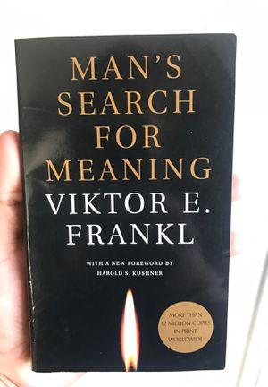Man's Search for Meaning for Sale in Colton, CA