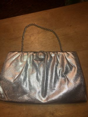 Silver Purse for Sale in Monmouth, OR