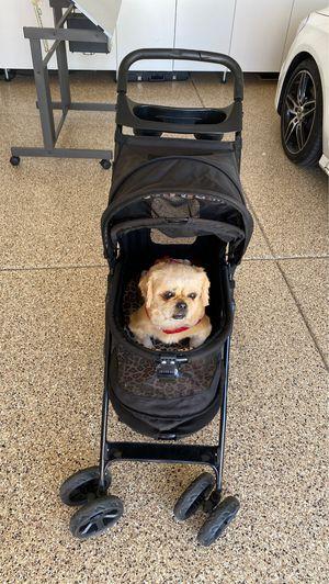 Foldable Dog Stroller for Sale in Santa Clarita, CA